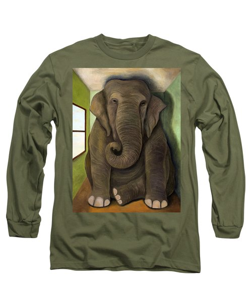 Elephant In The Room Wip Long Sleeve T-Shirt