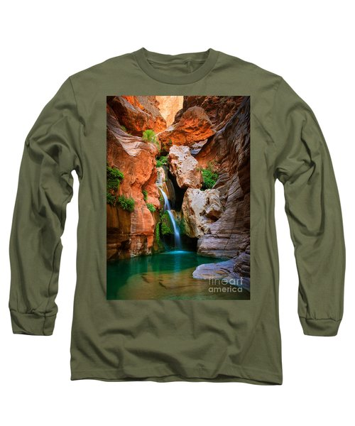Elves Chasm Long Sleeve T-Shirt