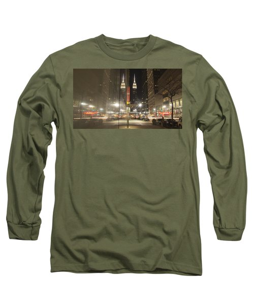 Empire Reflections Long Sleeve T-Shirt