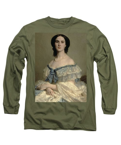 Empress Charlotte Of Mexico Long Sleeve T-Shirt
