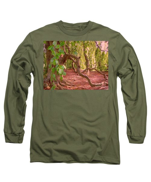 Long Sleeve T-Shirt featuring the photograph Enchanted by Becky Lupe