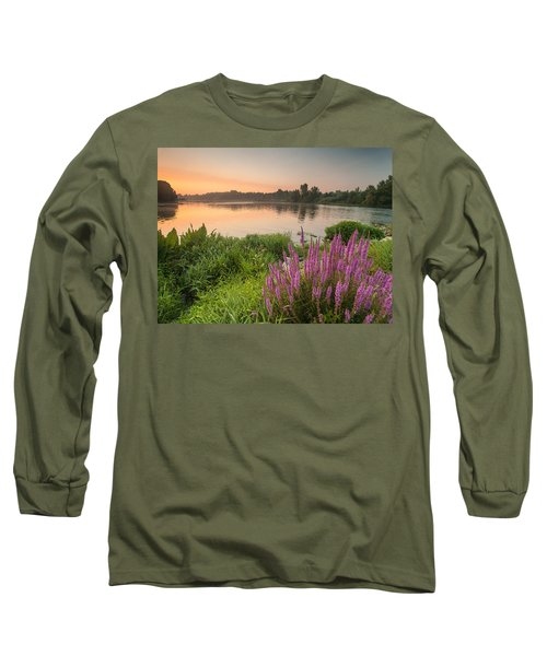 Energize Long Sleeve T-Shirt by Davorin Mance