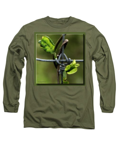 Entwined Long Sleeve T-Shirt