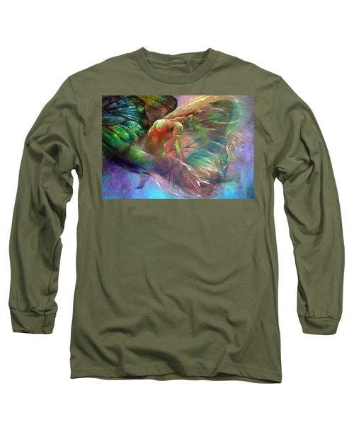 Ephemeral Life Long Sleeve T-Shirt
