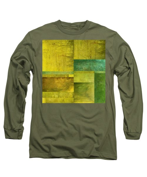 Essence Of Green Long Sleeve T-Shirt