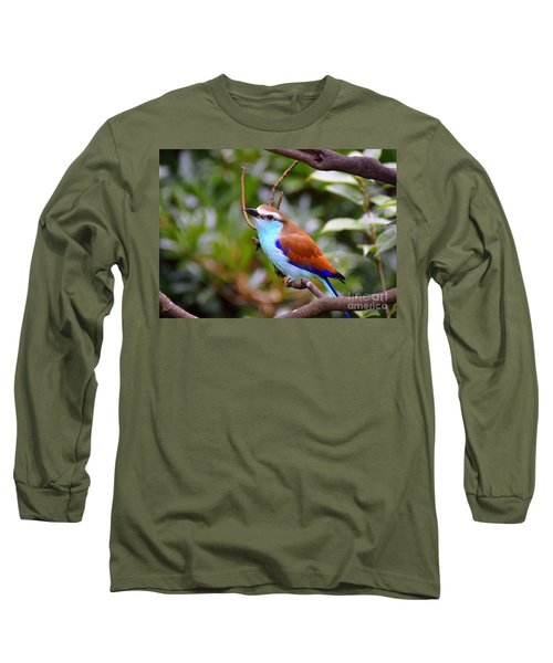 European Roller Long Sleeve T-Shirt