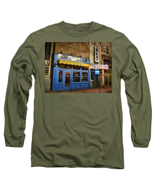 Long Sleeve T-Shirt featuring the photograph Eva's Bakery  by Ely Arsha
