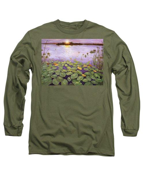 Everglades Evening Long Sleeve T-Shirt