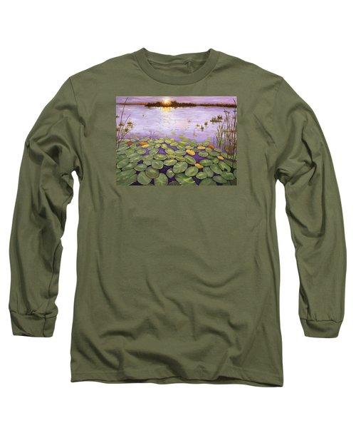 Everglades Evening Long Sleeve T-Shirt