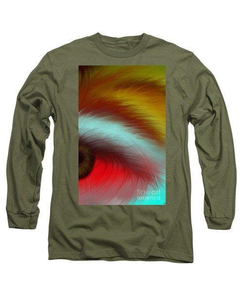Eye Of The Beast Long Sleeve T-Shirt