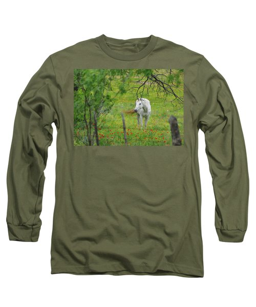 Eye On Beauty Long Sleeve T-Shirt