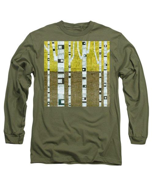 Fall Birches  Long Sleeve T-Shirt