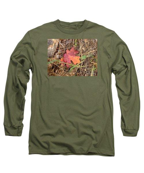 Fall Colors 6312 Long Sleeve T-Shirt by En-Chuen Soo