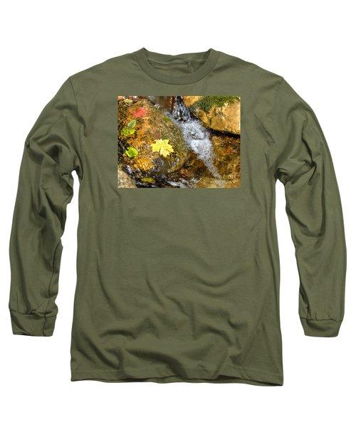 Fall Colors 6389 Long Sleeve T-Shirt by En-Chuen Soo