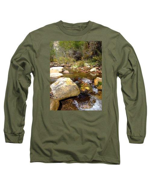 Fall Colors 6390 Long Sleeve T-Shirt by En-Chuen Soo