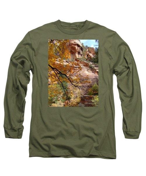 Fall Colors 6497 Long Sleeve T-Shirt by En-Chuen Soo