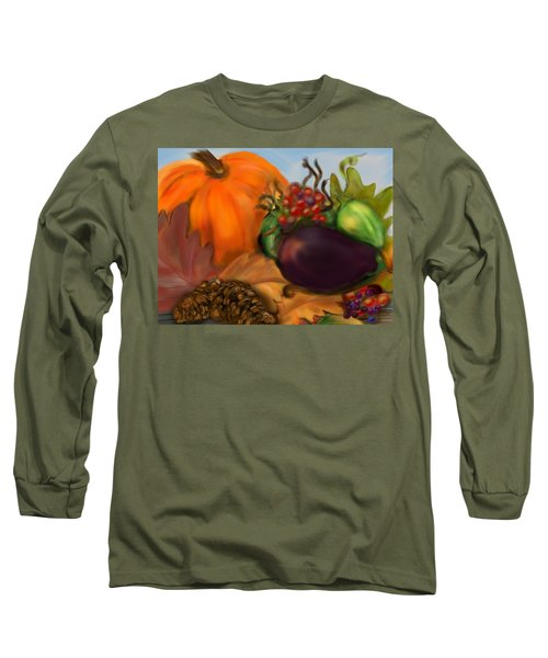 Fall Festival Long Sleeve T-Shirt