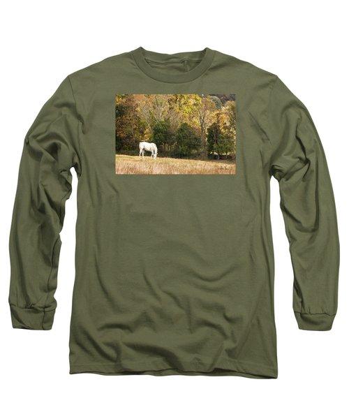 Fall Grazing Long Sleeve T-Shirt