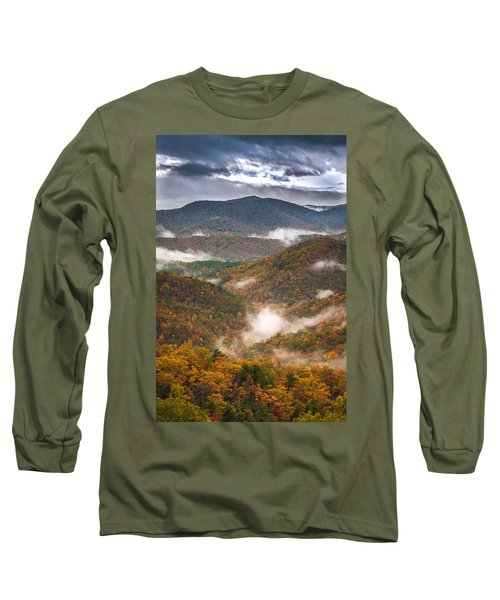 Fall Ridges Long Sleeve T-Shirt