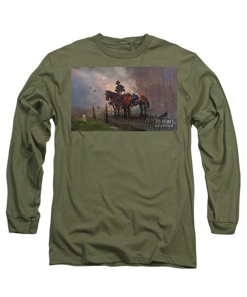 Fallen Comrade Long Sleeve T-Shirt