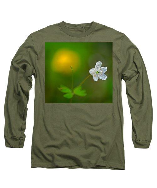 False Rue Anemone Long Sleeve T-Shirt