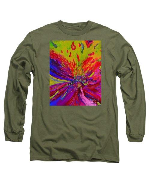 Fantasy Long Sleeve T-Shirt by Loredana Messina