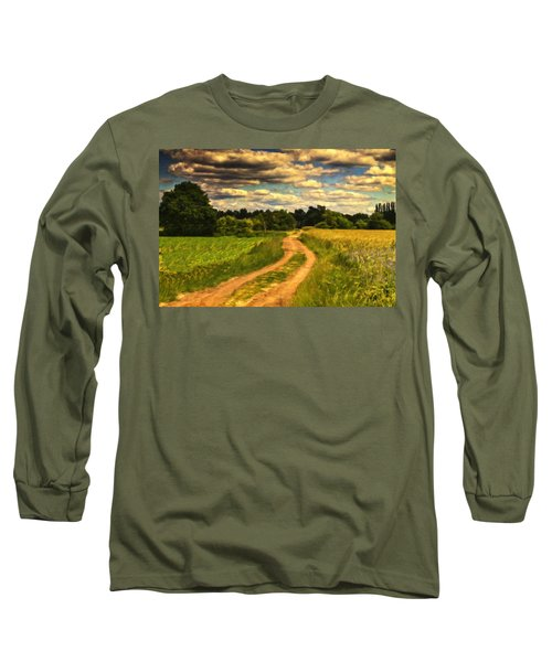 Farm Country Germany Ger3700 Long Sleeve T-Shirt