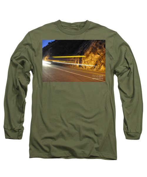 Fast Car Long Sleeve T-Shirt