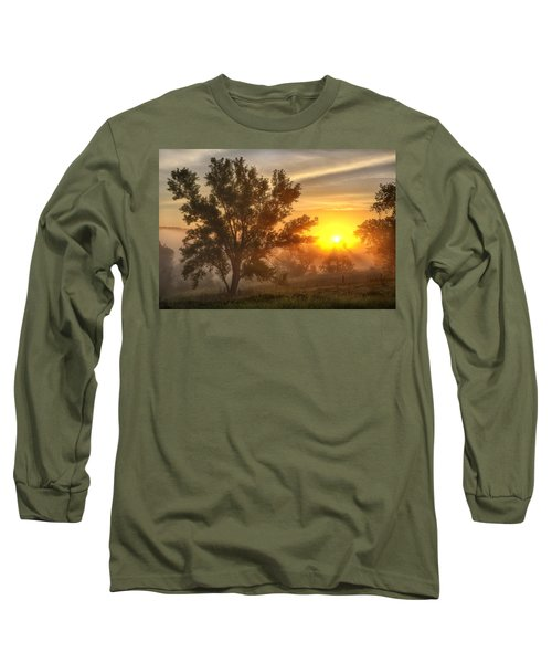 Father's Day Sunrise Long Sleeve T-Shirt