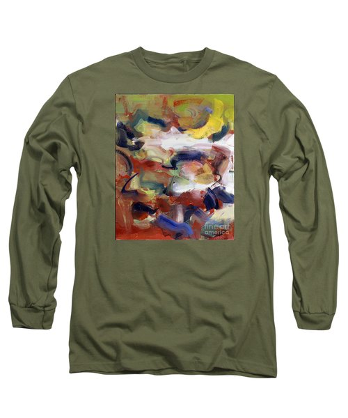 Fear Of The Foreigner Long Sleeve T-Shirt