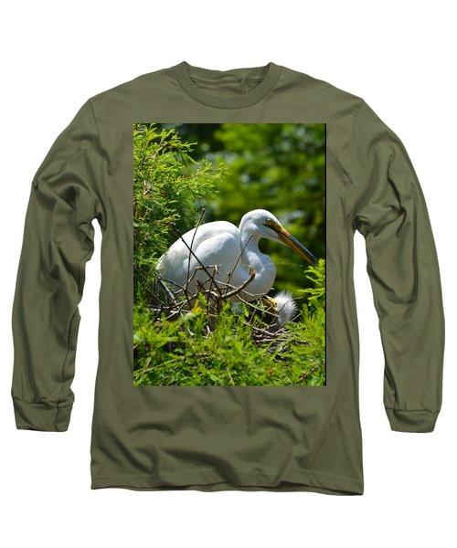 Feed Me Mom Long Sleeve T-Shirt