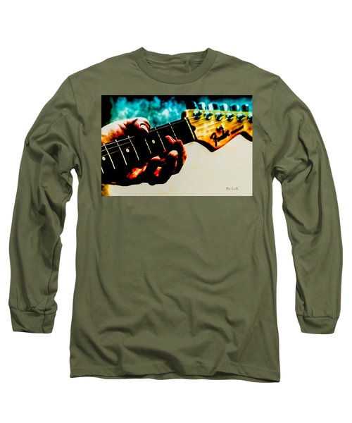 Fender Strat Long Sleeve T-Shirt
