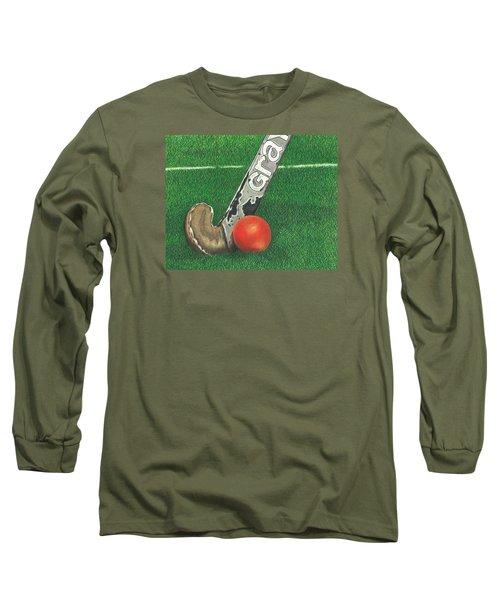 Field Hockey Long Sleeve T-Shirt