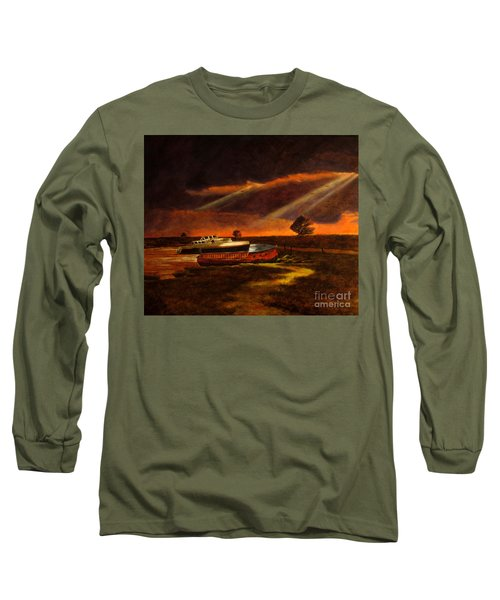 Final Resting Place Long Sleeve T-Shirt