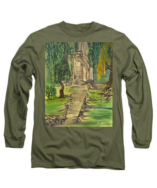 Finding Our Path Long Sleeve T-Shirt