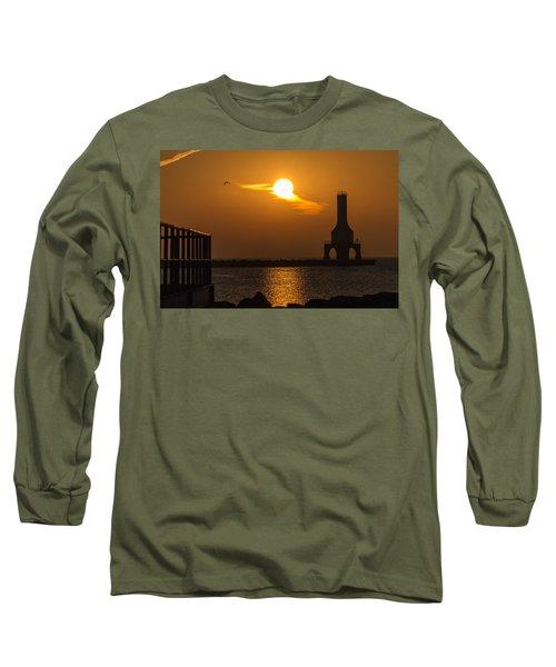 Fire Sky II Long Sleeve T-Shirt