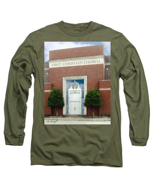 First Christian Church Long Sleeve T-Shirt