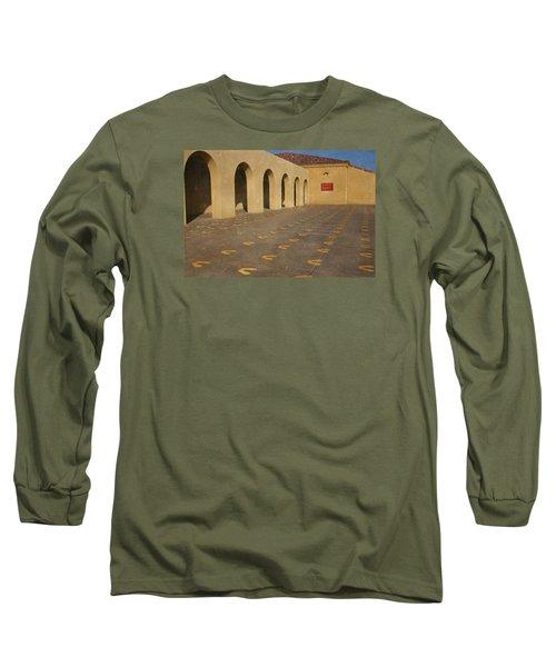 First Steps Long Sleeve T-Shirt by Susan  McMenamin