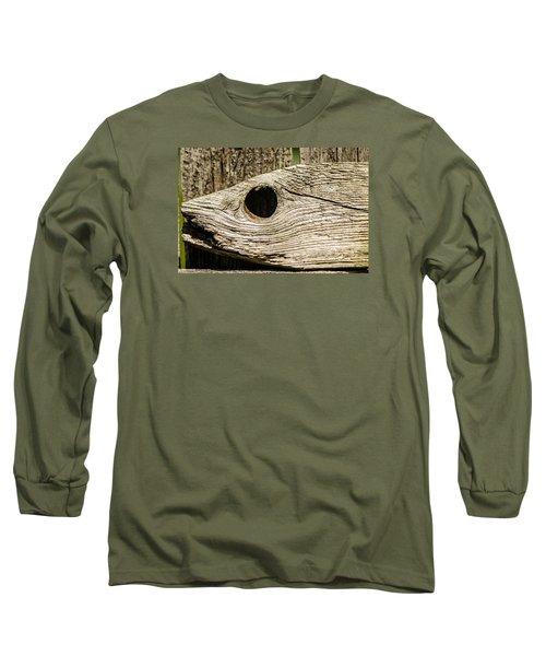 Fish Stick Long Sleeve T-Shirt