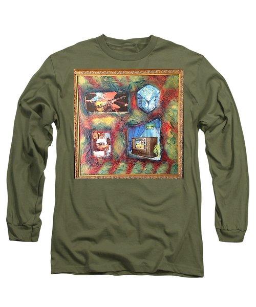 Flash Generation By Alfredo Garcia Long Sleeve T-Shirt