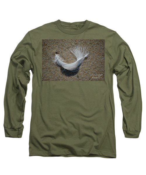 Long Sleeve T-Shirt featuring the photograph Flight by Christiane Hellner-OBrien