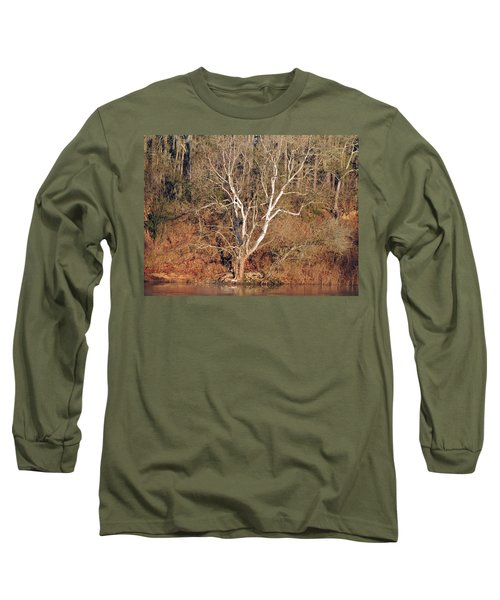 Flint River 25 Long Sleeve T-Shirt