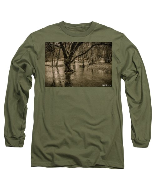 Flooded Tree Long Sleeve T-Shirt