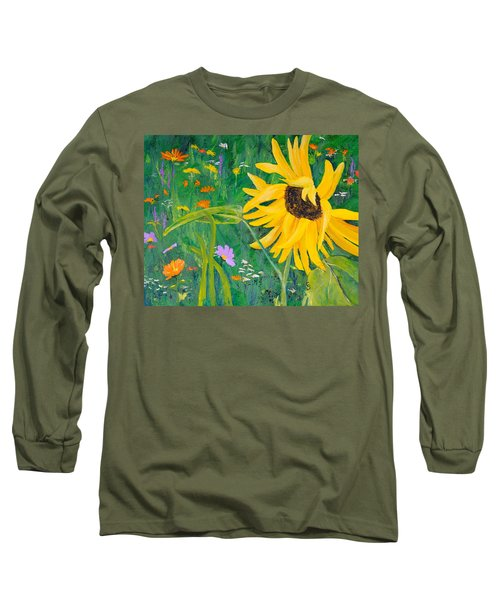 Flower Fun Long Sleeve T-Shirt