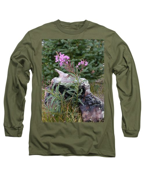 Flowering Stump Long Sleeve T-Shirt