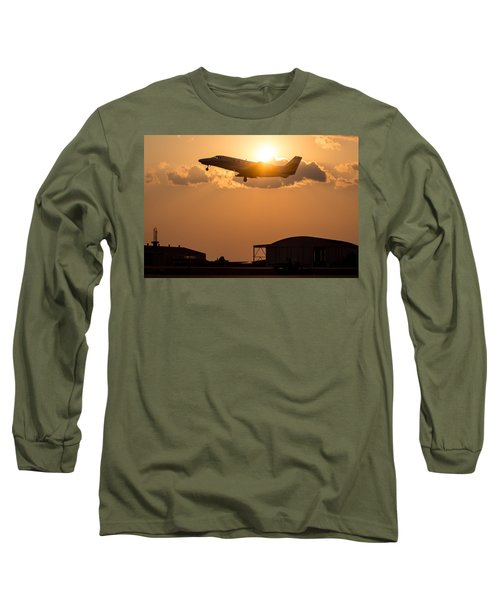 Flying Home Long Sleeve T-Shirt