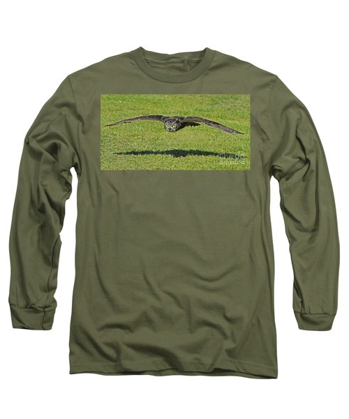 Flying Tiger... Long Sleeve T-Shirt