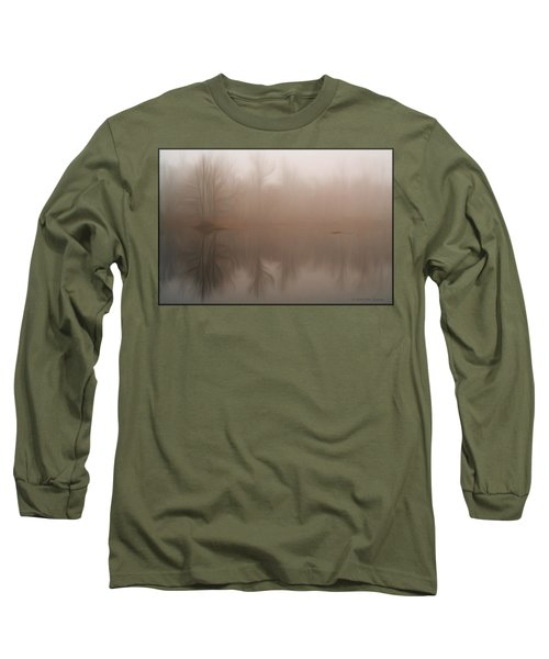 Foggy Reflection Long Sleeve T-Shirt