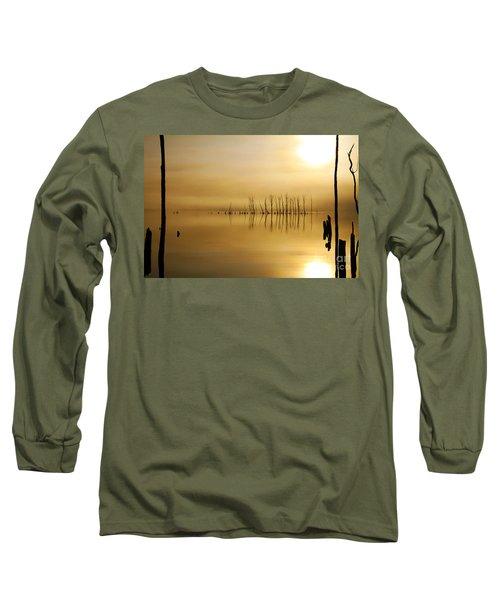 Foggy Rise Long Sleeve T-Shirt