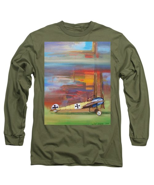 Fokker Ready Long Sleeve T-Shirt